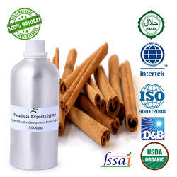 Natural Essential Oils Category 1 - Cinnamon Oil Exporter