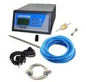 Petrol Pollution Gas Analyzer