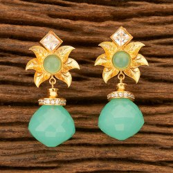 Gold Plated Designer Trendy Earring 401968