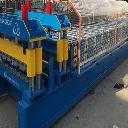 3Phase  Roll forming machine
