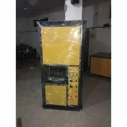 SS Fully Automatic Hydraulic Vertical Thali Making Machine