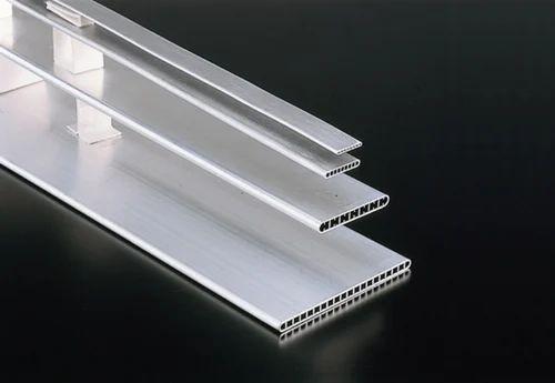 Aluminium Extruded Aluminum Multi-port Tubes For Heat