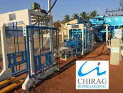 Chirag New Generation  Brick Making Machine