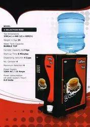 4 Option Nescafe Vending Machine