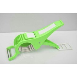 Portable 2 in 1 Vegetable Cutter and Peeler