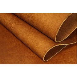 Full Veg Drum Leather