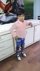 Paralysis Splint HKAFO( Hip Knee Ankle Foot Orthosis)