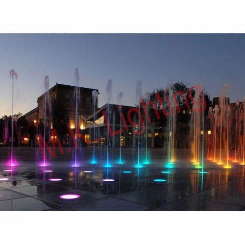 K M Lighting Chittagong: M K Lighting Fountain Lights, Rs 8500 /piece, M K Lighting