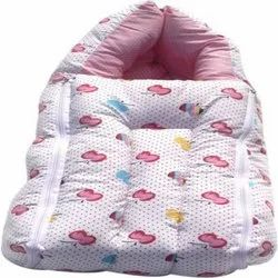 Baby Multi Cotton Bedding And Carrying Sleeping Bag