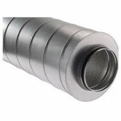 Galvanized Iron Sound Attenuator