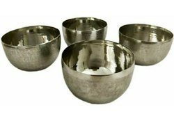 Stainless Steel Bowls Katori Set Of 4 for Home