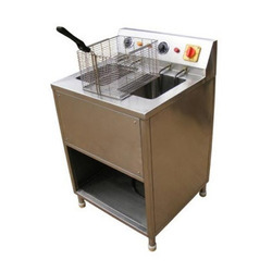 Deep Fryer (French Fryer) Double Electric