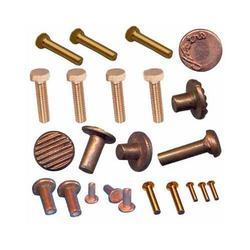 Copper-Nickel Fasteners