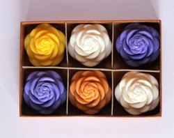 Colorful gift Soaps