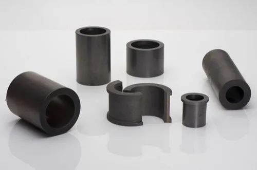 Black Carbon Graphite Bushing, For Industrial, Size/Diameter: 30mm -250 mm, Rs 50 /piece | ID: 22067781848