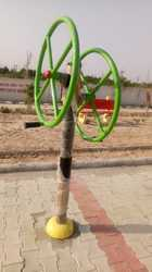 SHOULDER WHEEL OUT DOOR GYM
