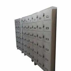 18 Compartment Mobile  Storage  Locker