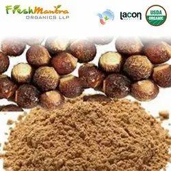 Soap Nut Powder, Botanical Name: Sapindus, Packaging Size: 25 Kg