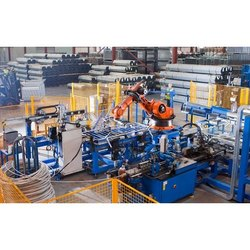 Industrial Automation 3D Modeling Services