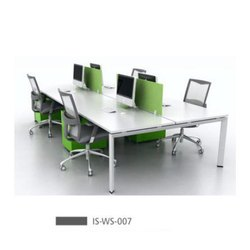 IS-WS-007 Modular Office Workstation