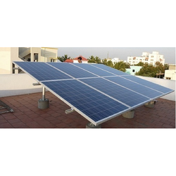 25 kW On Grid Solar Power Plant
