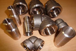 Nickel Alloy 200 Forged Fittings