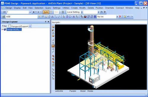 Pdms Isometric Extraction Training