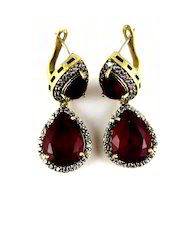Turkish Earrings Silver