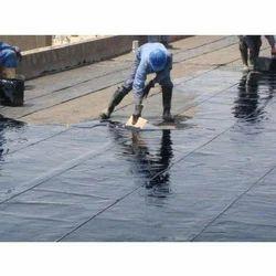 Bedroom Interior Roof Waterproofing Services, For Commercial, Liquid