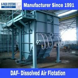 Dissolved Air Flotation Units