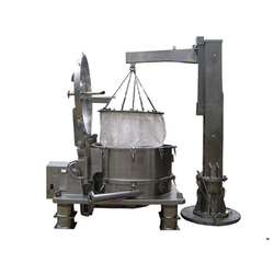 Bag Lifting Top Discharge Centrifuge Machines