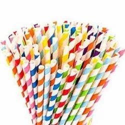 Bio Degradable Paper Straws