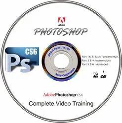 Photoshop Video Tutorials DVD in English