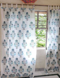 Embroidered Tissue Fabric
