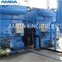 Diffused Air Flotation Waste Water Treatment Plant