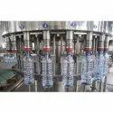 Mineral Water Bottle Filling Plant