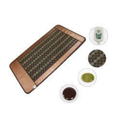 Thermomix 210 Stone Jade & Tourmaline Mixed Single Bed Mat