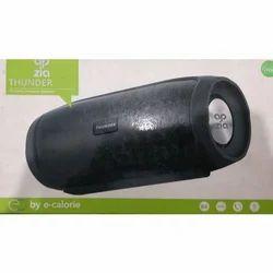 e-calorie Black portable speaker