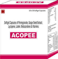 Pomegranate Grape Seed Extract Lycopene Lutein Betacarotene and amp Vitamins
