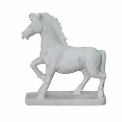 Marble Horse Statue