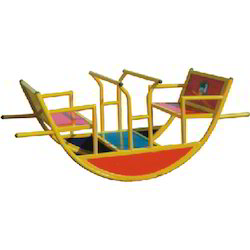 Rocking Boat See-Saw