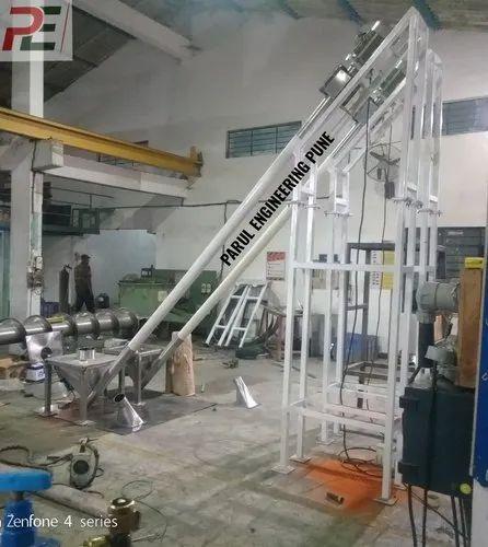 Parul Engineering Mild Steel Flexible Screw Conveyors, 220-240 V
