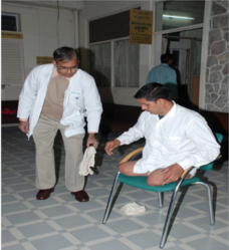 Bilateral Transfer Rehabilitation Centre