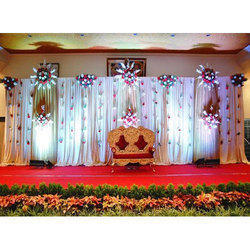 Wedding Hall Decoration Service for Marriage