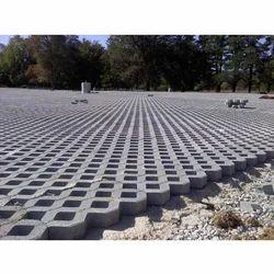 Cement Grass Pavers