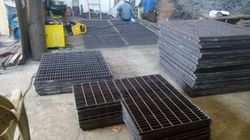 Mild Steel Floor Grating
