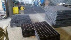 Mild Steel Floor Grating