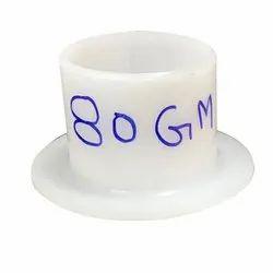 80 Gram Virgin Plastic Core Plug