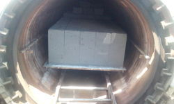 AAC Brick Curing Autoclave