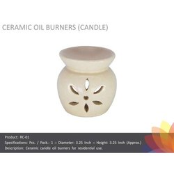 Ceramic Oil Burner - RC-01
